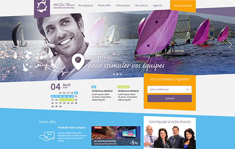 Centre congres Aix les Bains