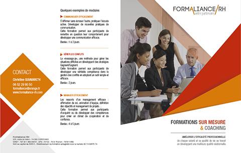 Flyer Formaliance